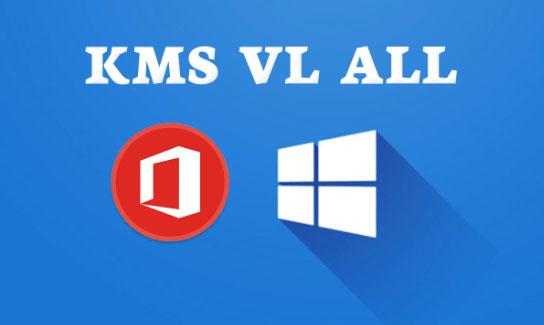 KMS_VL_ALL Windows离线自动激活工具,支持封装静默激活及创建自动续期